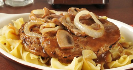 Steak and Mushroom Gravy Recipe