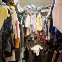 how to get organized closets