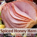 Spiced Honey Ham