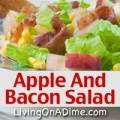Apple and Bacon Salad Recipe
