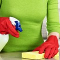 Homemade Countertop Disinfectant Recipe