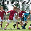 Reduce Stress And Save Money By Limiting Kids Activities