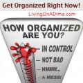 get organized now