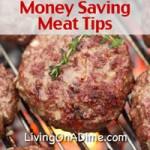 Money Saving Meat Tips