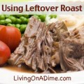 Using Leftover Roast Beef