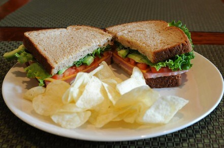 Eat healthier with these easy diabetic meals menu ham sandwiches forumfinder Image collections