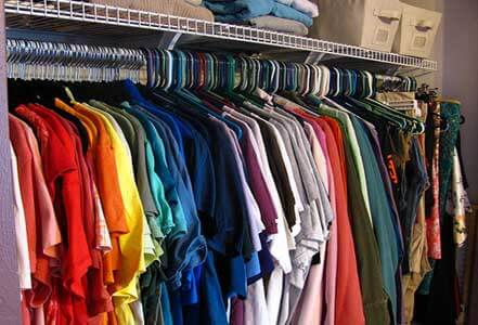 Save Money Getting Your Clothes Organized