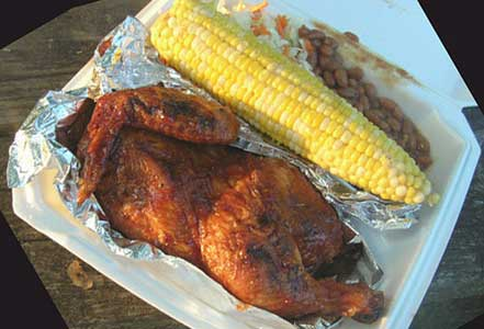 quick and easy barbecue chicken