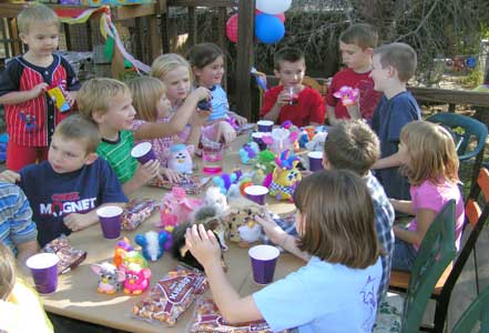 save money on your kids birthday party