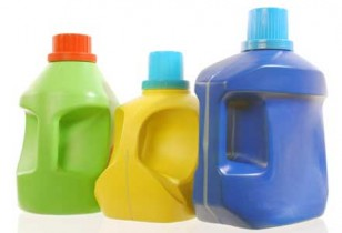 Silver nanoparticles are used to fight bacteria in laundry detergent