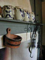 Old Kitchen Pantry