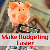 Easier Budgeting – Don't Make It So Complicated!