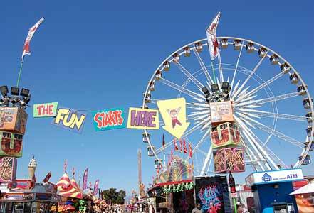 Save Money At The Fair