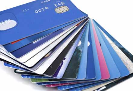 credit cards - get out of debt