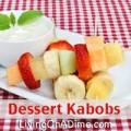Dessert Kabobs Recipe