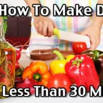 3 Tips For Quick Dinner Cleanup – Dinner in 30 Minutes