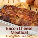 Bacon Cheese Meatloaf Recipe