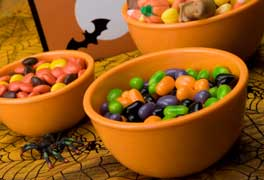 save money using leftover halloween candy