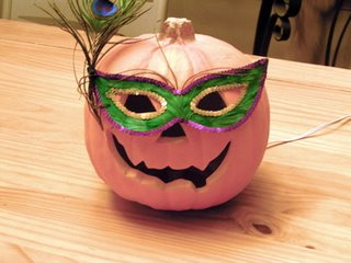 hallween decorations - creative pumpkins