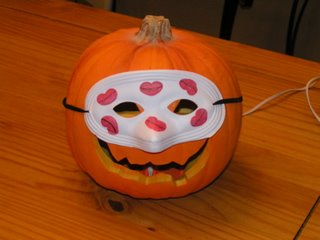 creatively decorated pumpkins