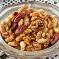 Homemade Spiced Nuts Recipe