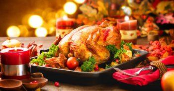 Inexpensive Thanksgiving Dinner