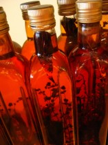 Homemade Herbed Vinegar