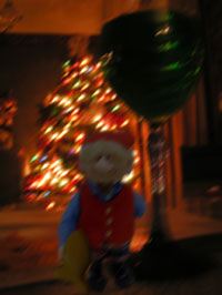 Elfred The Christmas Elf
