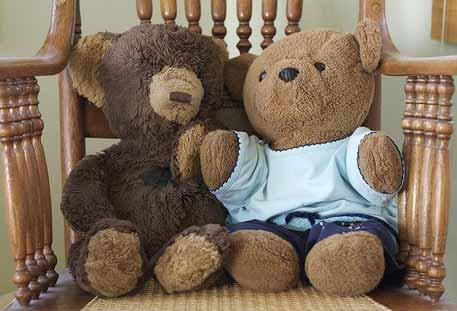 Pooh Bear teddy bear