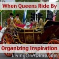 home organizing inspiration - when queens ride by