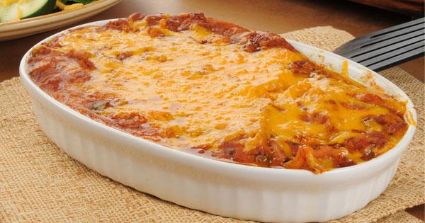 Mexican Cheese Casserole Recipe