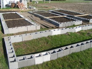 how to start a garden with raised garden beds