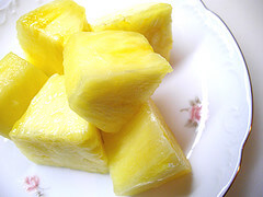 Pineapple Side Dish