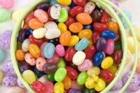 Jelly Beans Easter Party