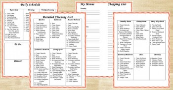 Easy Spring Cleaning To Do Lists And Schedules