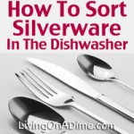 How To Sort Silverware In The Dishwasher