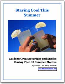 Staing Cool - Healthy Snacks and Beverages