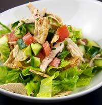 easy healthy homemade chicken salad