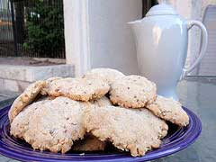 Bringing homemade cookies says you care