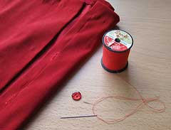 Mending Cluthes sewing repairing