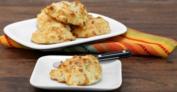 Easy Garlic Cheese Biscuits Recipe