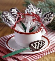 Chocolate Covered Spoons Gift