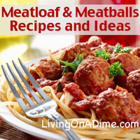 Meatloaf and Meatballs Recipes