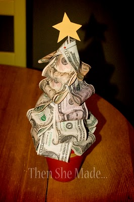 Money Tree Homemade Christmas Present Idea Living On A