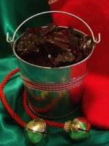 Who hasn't chuckled at the thought of someone getting coal for Christmas? This Christmas coal recipe makes a great gag gift for the guys in your life.