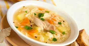 Homemade Chicken And Turkey Soup Recipes
