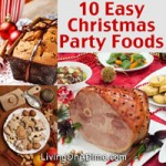 10 Easy Christmas Party Food Ideas