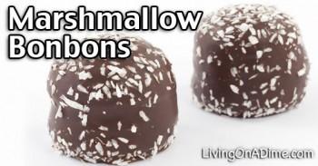 Marshmallow Bonbons Recipe