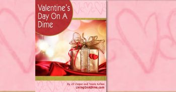 Valentine's Day On A Dime e-Book