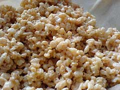 homemade rice krispy treats recipe